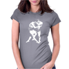 Old Wrestling Sport Womens Fitted T-Shirt
