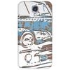 Oldtimer rusted cuba colors Phone Case