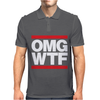 OMGWTF Mens Polo