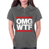 OMGWTF Womens Polo