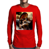 On the Prowl Mens Long Sleeve T-Shirt