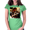 On the Prowl Womens Fitted T-Shirt