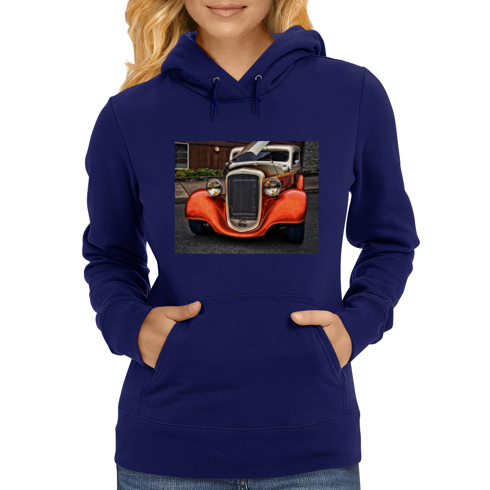 On The Prowl! Womens Hoodie