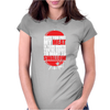 Once You put My Meat in your Mouth Womens Fitted T-Shirt