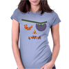 One Eyed Jack Womens Fitted T-Shirt