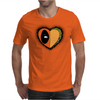 One Heart, One Taco Mens T-Shirt