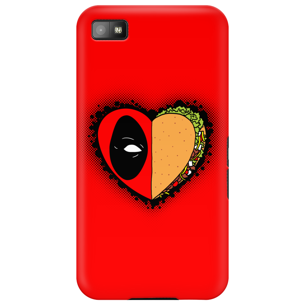 One Heart, One Taco Phone Case