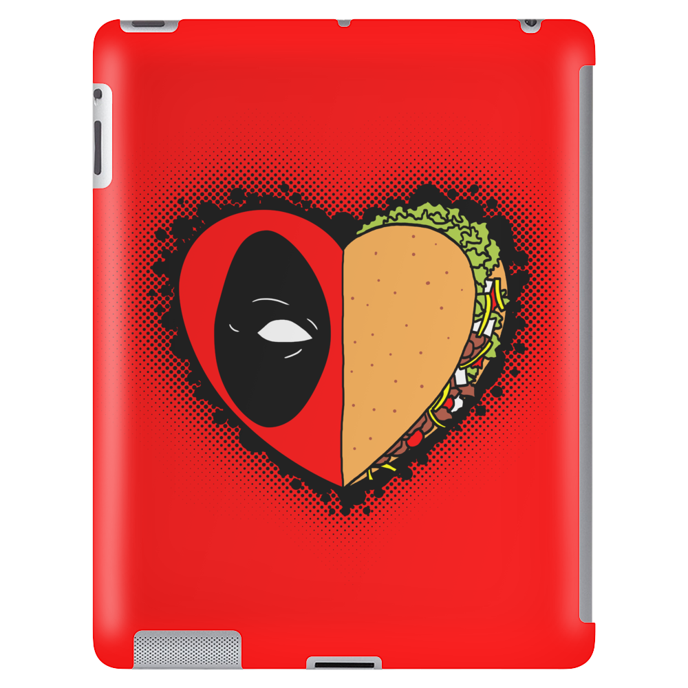 One Heart, One Taco Tablet