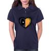 One Heart, One Taco Womens Polo