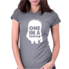 One In A Minion Womens Fitted T-Shirt