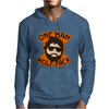 One Man Wolf Pack The Hangover Movie Mens Hoodie