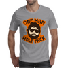 One Man Wolf Pack The Hangover Movie Mens T-Shirt