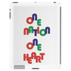 one nation one heart Tablet (vertical)
