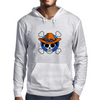 One Piece - Jolly Roger-style logo - Portgas D. Ace Mens Hoodie