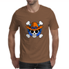 One Piece - Jolly Roger-style logo - Portgas D. Ace Mens T-Shirt