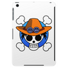 One Piece - Jolly Roger-style logo - Portgas D. Ace Tablet (vertical)