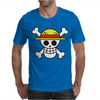 One Piece Skull Mens T-Shirt