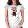 One Piece - Tony Tony Chopper Womens Fitted T-Shirt