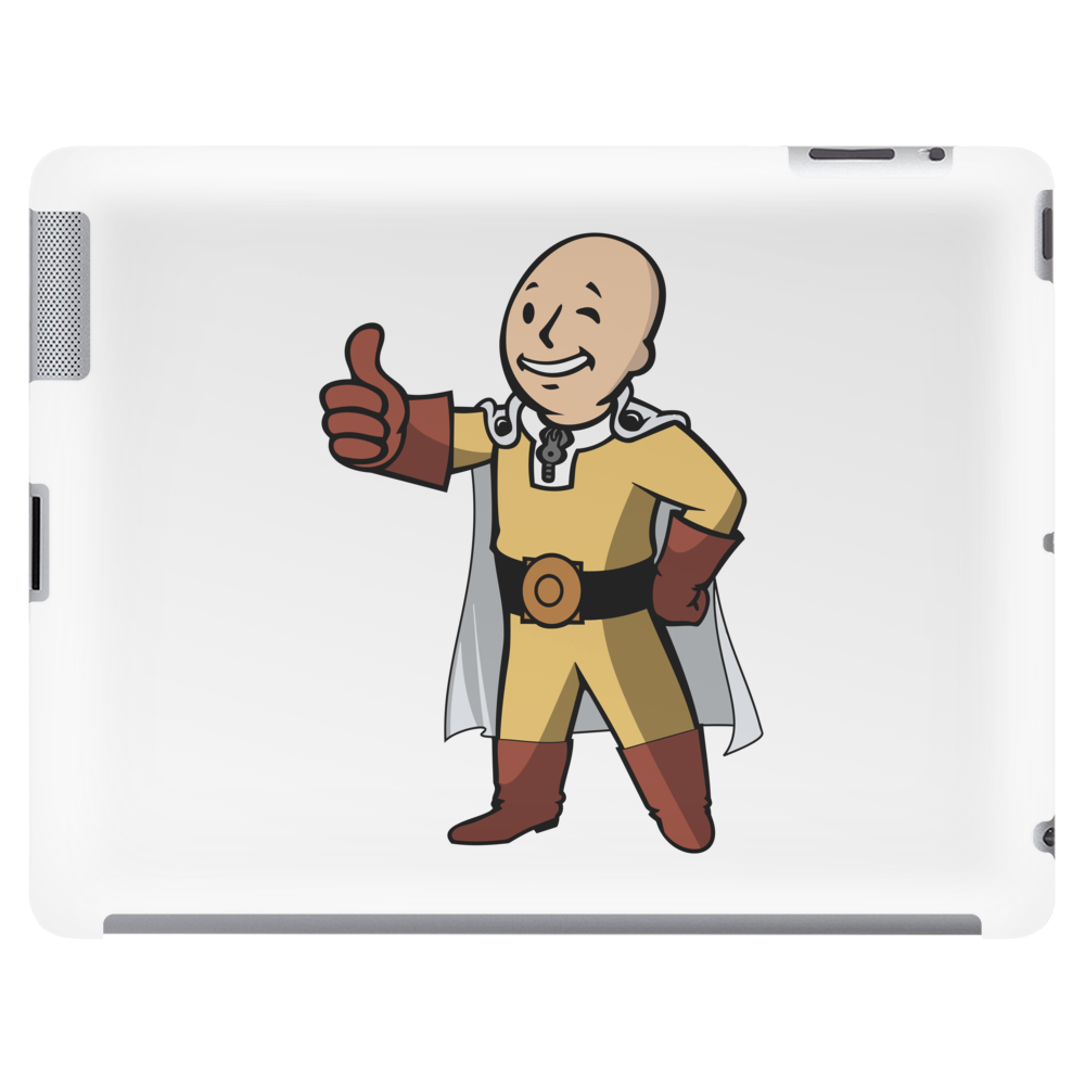 One punch boy - fallout parody Tablet