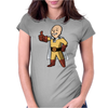 One punch boy - fallout parody Womens Fitted T-Shirt