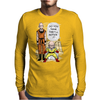 One Punch Kuririn Mens Long Sleeve T-Shirt