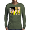 One punch man Mens Long Sleeve T-Shirt
