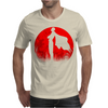 One punch man - Red moon Mens T-Shirt
