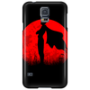 One punch man - Red moon Phone Case