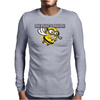 One Punch Minion Mens Long Sleeve T-Shirt