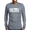 One shot  9mm Fight Mens Long Sleeve T-Shirt