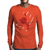 One, Two... Mens Long Sleeve T-Shirt