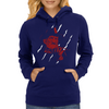 One, Two... Womens Hoodie