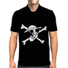 Onepiece Flag Luffy Mens Polo