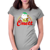 Onett Baseball Womens Fitted T-Shirt