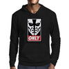 Only Face Mens Hoodie