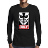 Only Face Mens Long Sleeve T-Shirt