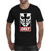 Only Face Mens T-Shirt