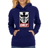 Only Face Womens Hoodie