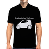 Only Smarties have the Answer' - Funny Mens Polo