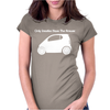 Only Smarties have the Answer' - Funny Womens Fitted T-Shirt