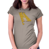 Ooh Banana! Womens Fitted T-Shirt