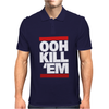 OOH KILL 'EM Mens Polo