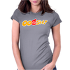 Ooosh Turbo Car Womens Fitted T-Shirt