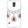 Open Ruby Necklace Phone Case