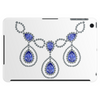Open Sapphire Necklace Tablet