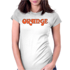 ORANGE AMPLIFICATION new Womens Fitted T-Shirt