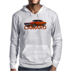 Orange Camaro Muscle Car 67 68 69 Classic Mens Hoodie