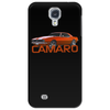 Orange Camaro Muscle Car 67 68 69 Classic Phone Case