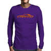 Orange Camaro SS Mens Long Sleeve T-Shirt