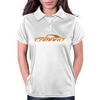 Orange Camaro SS Womens Polo